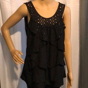 Cocomo sleeveless blouse